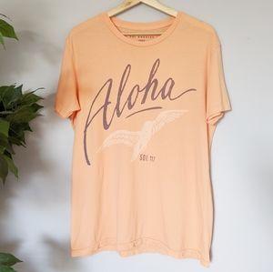 Sol Angeles aloha tshirt